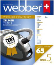 WEBBER ZELMER 1010 (65 MULTI LAYER PAPER)