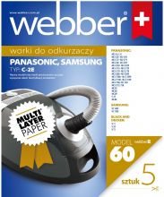 Worki Webber Panasonic (60 multi layer paper)