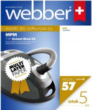 Worki Webber Mpm Extent (57 multi layer paper)