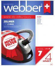 Worki Webber Zelmer 4942 (7 micro filter)