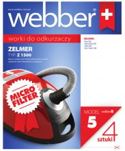 Worki Webber Zelmer 1500 (5 micro filter)