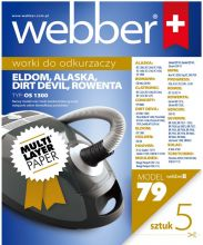 Worki Webber Eldom OS1300 (79 multi layer paper)