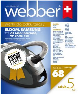 Worki Webber Eldom/Samsung (68 multi layer paper)