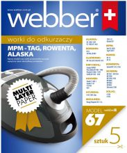 Worki Webber Mpm/Romix/Solac (67 multi layer paper)