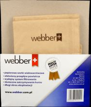 Worki Webber Zelmer Wodnik  (83 multi layer paper)