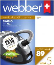 Worki Webber Symbio Alias (89 multi layer paper)