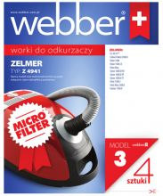 Worki Webber Zelmer 4941 (3 micro filter)