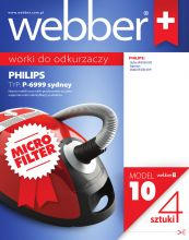 Worki Webber Philips/Sydney P6999 (10 micro filter)